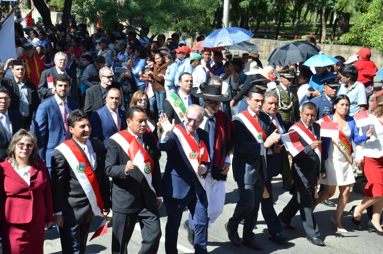 Concejo Municipal pide en la efeméride de Tarija que se priorice la inversión municipal