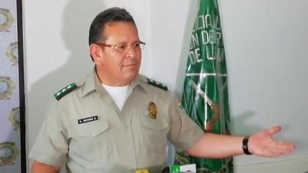 Abogado de excoronel Medina: fue error de taipeo ligar a Evo y Rodríguez
