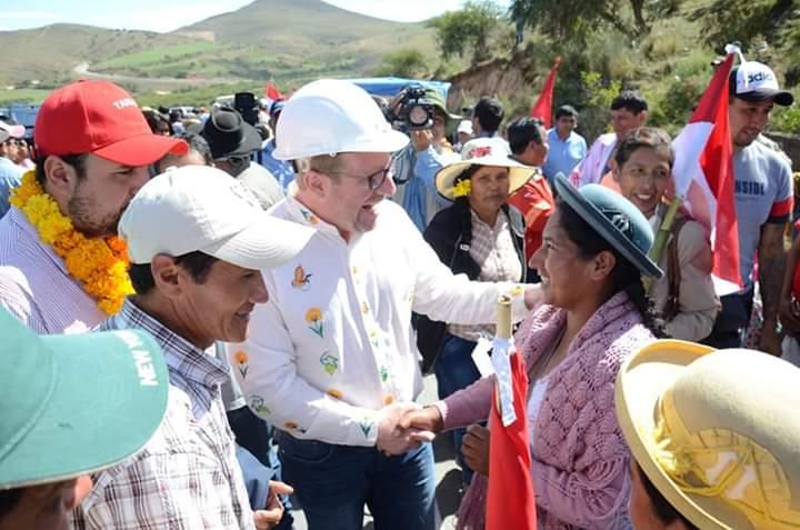 La Gobernación de Tarija trabaja y logra grandes avances para el desarrollo del departamento
