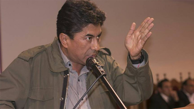 Juez rechaza extinguir el proceso penal contra Ceballos