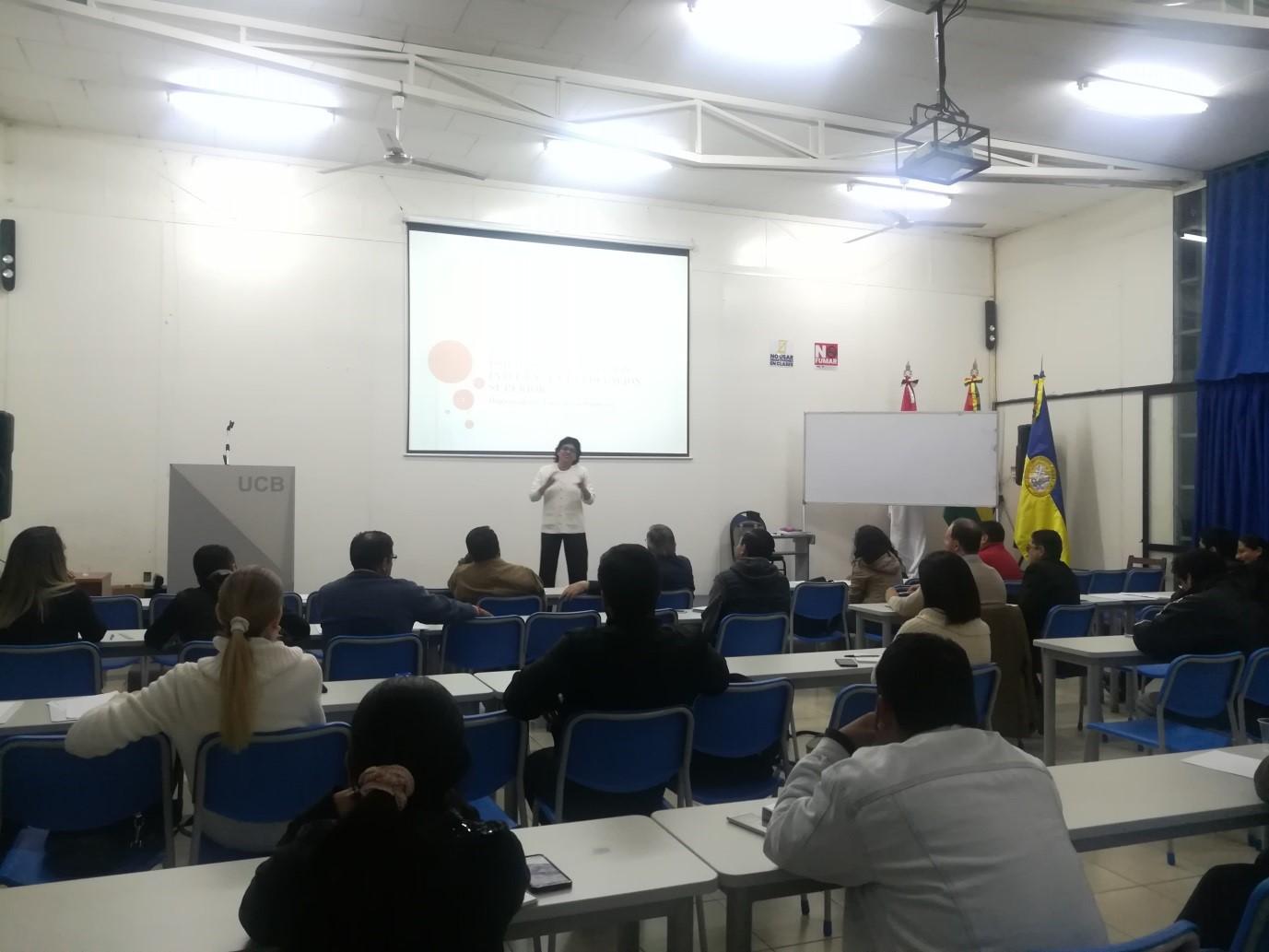 La importancia de la educación continua para la Universidad Católica Boliviana en Tarija