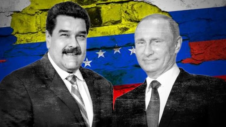 Cuáles son los planes de Rusia para hacer de Venezuela su nueva Siria