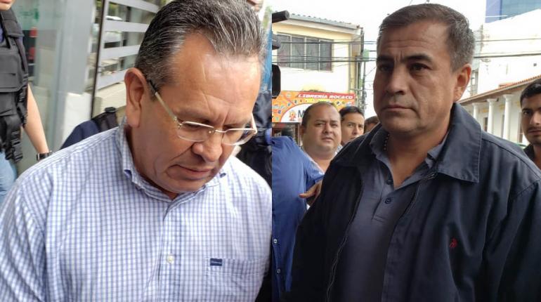 Aprehenden a Gonzalo Medina y al capitán Moreira investigados por narcotráfico