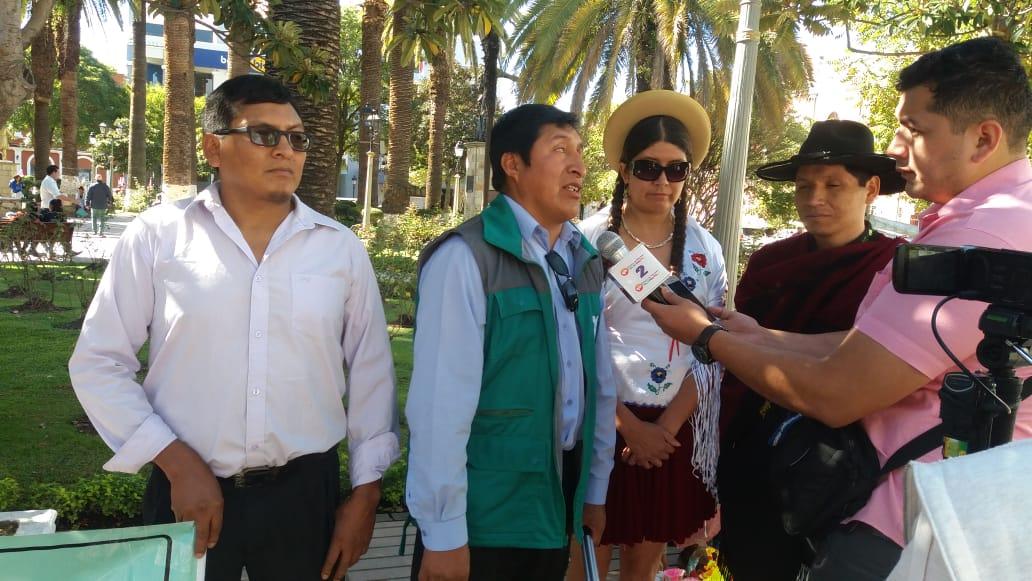 Cerecci celebra 14 años de creación en Tarija con actividades para personas no videntes
