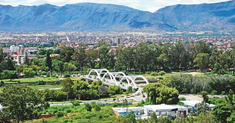 Senamhi prevé máximas entre 37 a 42 grados en el departamento de Tarija
