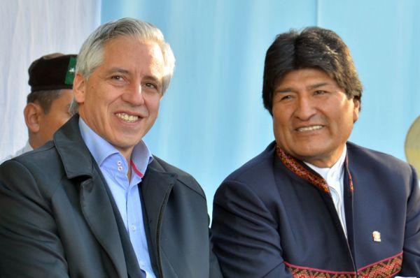 Oposición en Tarija reconoce que la postulación de Evo y Álvaro es viable
