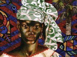 Princesa africana, capturada y vendida como esclava, que llegó a libre y millonaria
