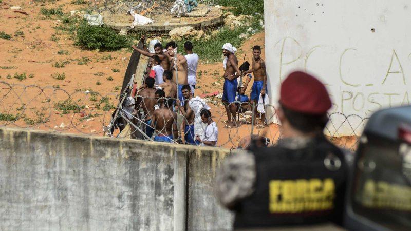 Aumenta la violencia en las cárceles de Brasil: al menos 57 muertos en dos días