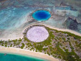 Estados Unidos dejó desechos nucleares bajo un domo en una isla del Pacífico: ahora, se está abriendo