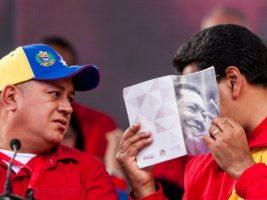 El número dos del régimen Chavista