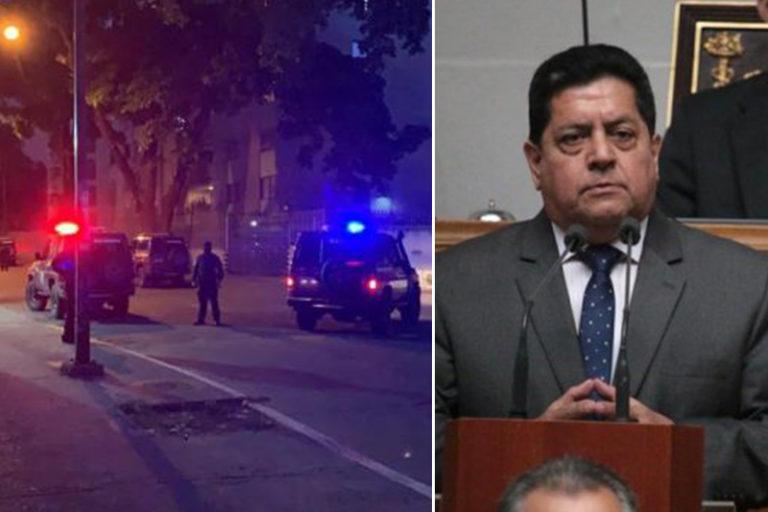 La Corte chavista ordenó que Edgar Zambrano sea recluido en la prisión militar del Fuerte Tiuna