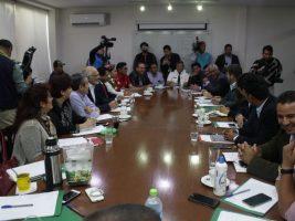 Encuentro Nacional por la Democracia y el Estado de Derecho en Bolivia