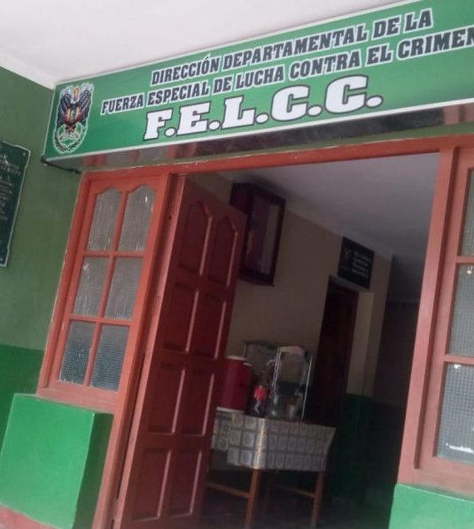 Buscan a dos falsos policías que robaron dinero a una pareja en Tarija