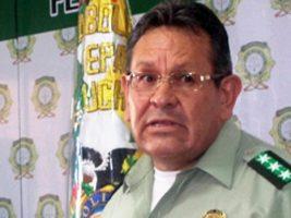 Excoronel de Policía que esta detenido por vínculos con el narcotráfic