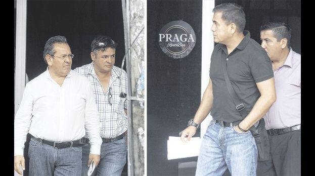 Excoronel Medina y excapitan Moreira serán trasladados a San Pedro