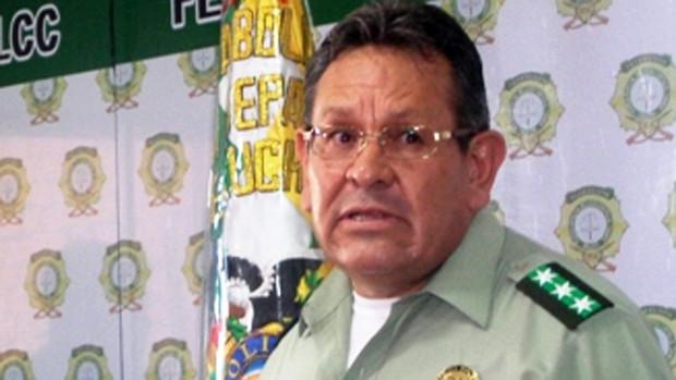 Declaración del excoronel Medina salpica al ministro Romero y a Evo