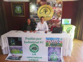 Club Avilés Industrial, de futbol
