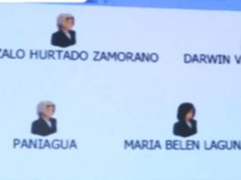 FELCN vincula a autoridades judiciales con Pedro Montenegro