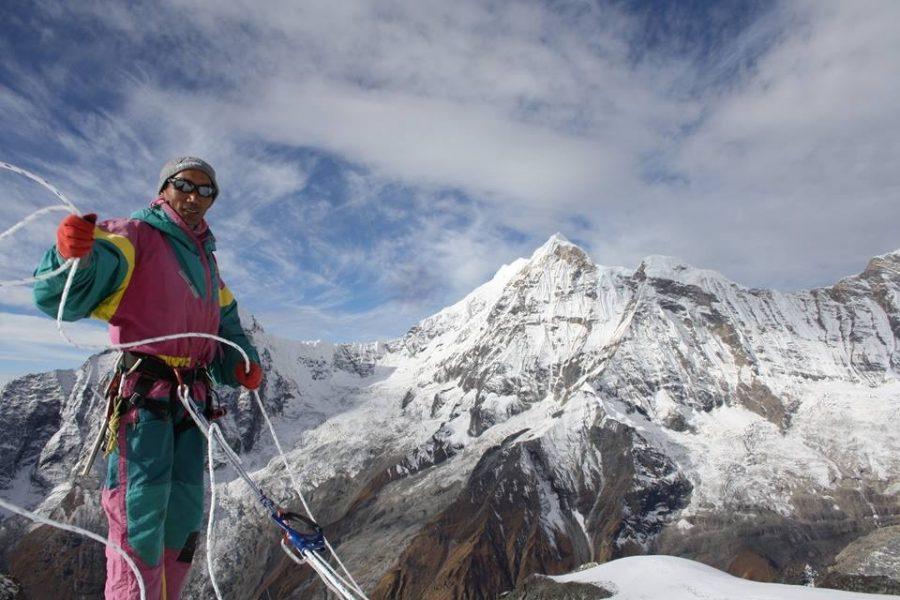 Con 23 ascensos al Monte Everest, un sherpa rompió su propio récord
