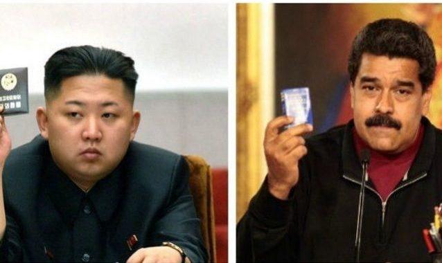 Corea del Norte expresó su respaldo a Nicolás Maduro y denunció un