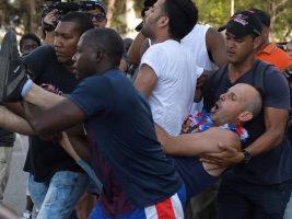 """La policía de Cuba reprimió una marcha gay """"no autorizada"""" en La Habana"""