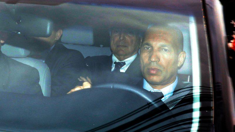 El ex presidente brasileño Temer se entregó a la Policía tras otra orden de arresto en su contra