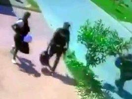 """Detienen a cuatro policías acusados de """"volteo"""" de droga en Santa Cruz"""