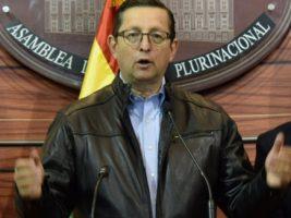 Candidatos de Bolivia Dice No