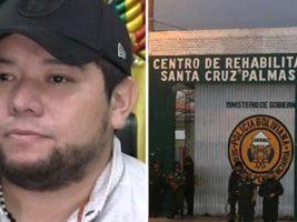 El narco es enviado a la cárcel de Palmasola