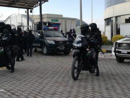 Policia Boliviana