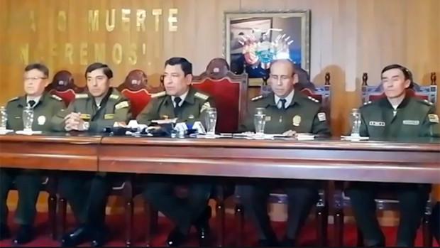 Ruedan cabezas en la Policía: Anuncian 26 bajas hasta de generales