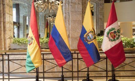 Bolivia llama a reunión del Sistema Andino de Integración en Cochabamba