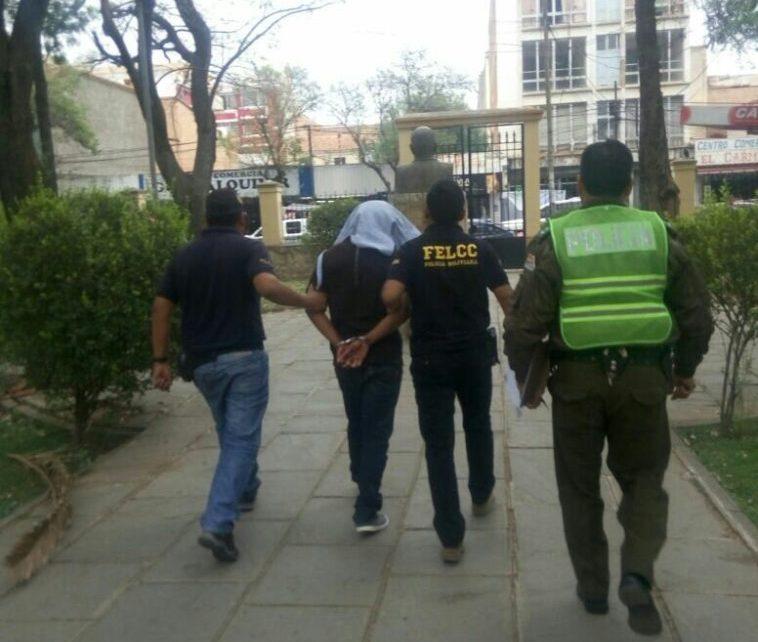 Envían a la cárcel a joven que intentó robar en un café internet en Tarija
