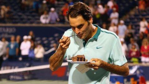 La dieta de Roger Federer para mantenerse vigente: la comida infaltable antes de cada partido y los