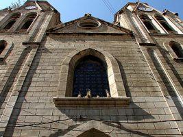 Templo Compañía de Jesús, en la ciudad de La Paz