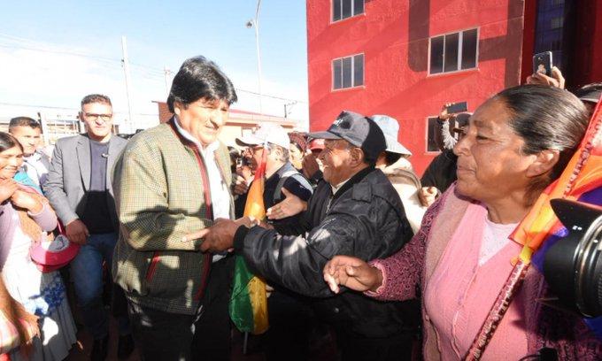 Suman 18 las viviendas entregadas por el Gobierno a las familias afectadas por deslizamiento