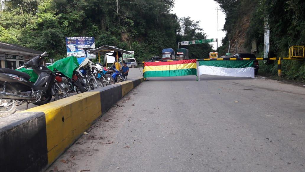 Cívica confirma paro contundente en Bermejo para exigir la redistribución de regalías