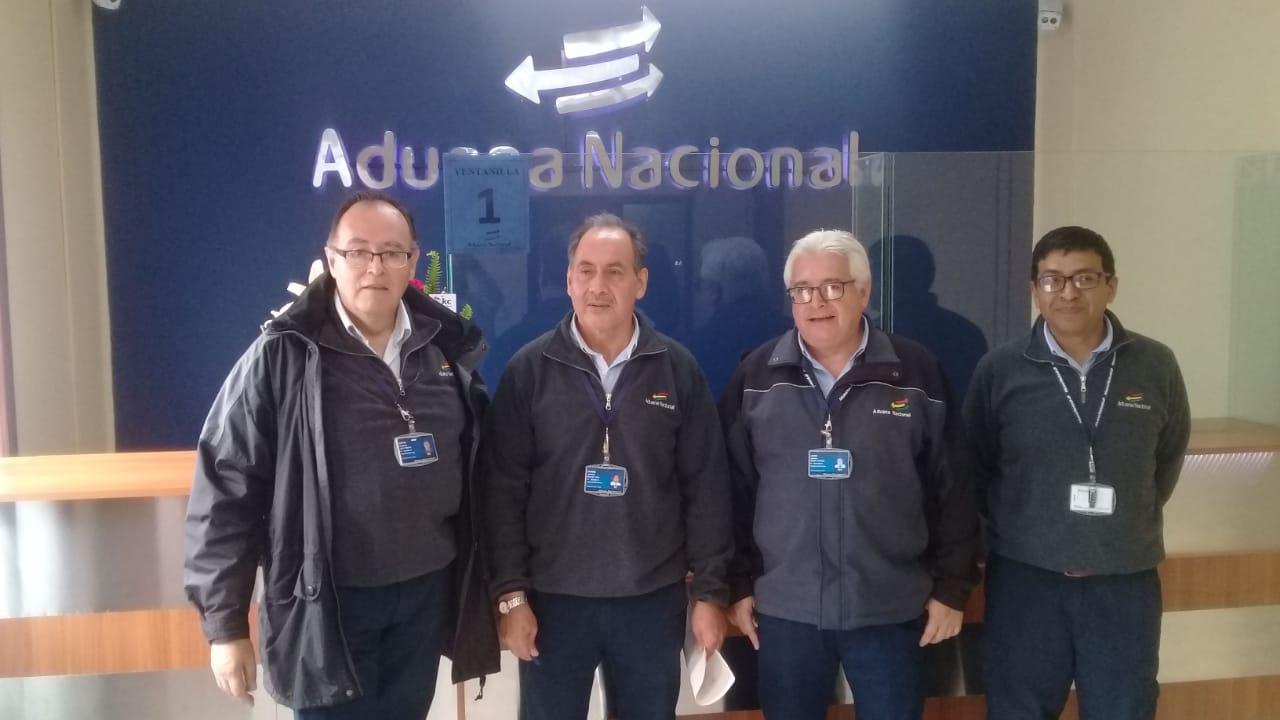 Aduana de Tarija instala una nueva plataforma de atención a operadores internacionales