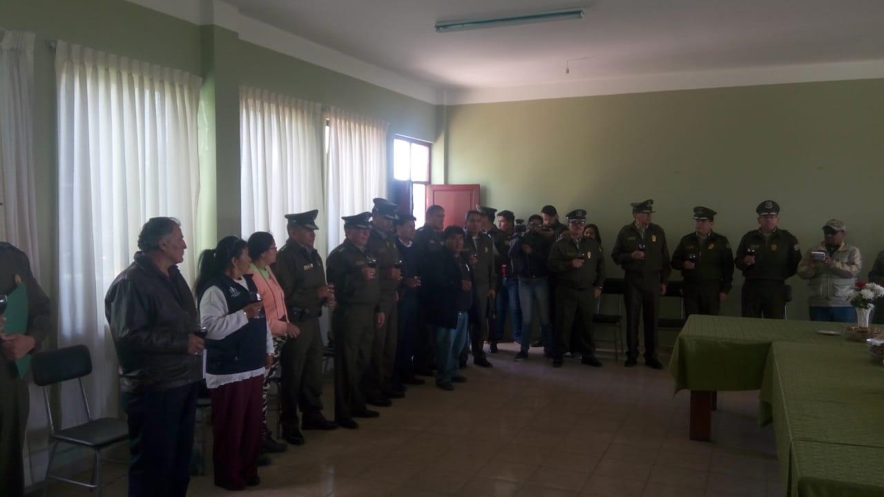 EPI de Senac celebra 10 años de funcionamiento en Tarija