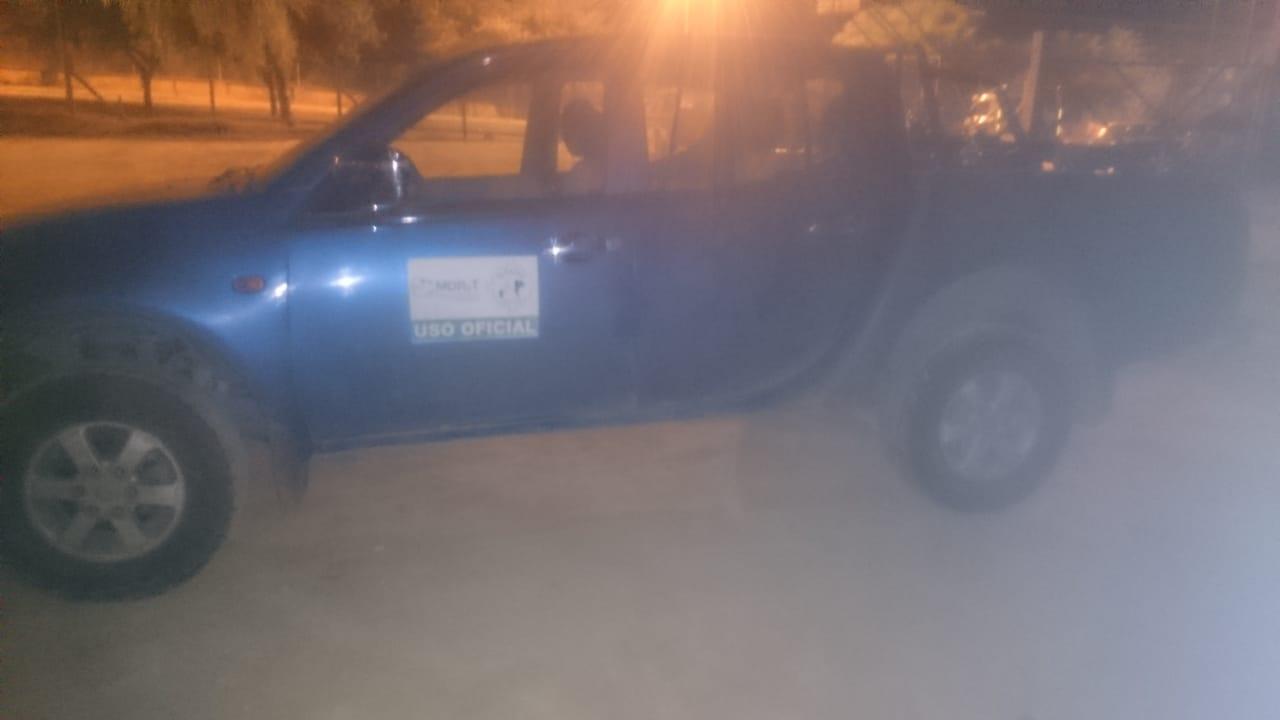 Aprehenden a un conductor en estado de ebriedad en la rotonda de Agrupa en Tarija