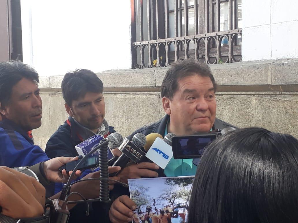 Cámara Minera solicita a las autoridades la construcción de una sala de quimioterapia para los niños con cáncer en Tarija