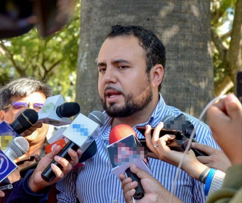 Tarija: Alan Echart asegura cambiará el modelo municipal