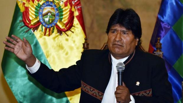 Evo saluda que Grupo de Lima rechace intervención en Venezuela