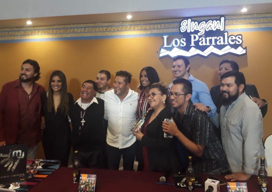 María Juana lanzó su nuevo videoclip en homenaje a las madres y la belleza de Tarija