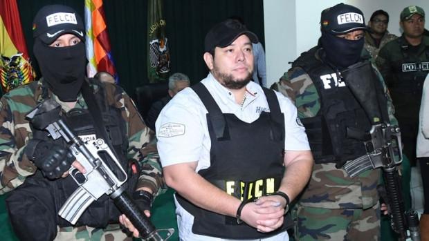 Brasil formalizó la solicitud de extradición de narco Pedro Montenegro