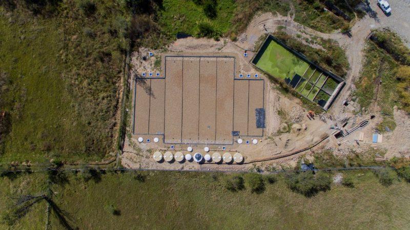 Planta de tratamiento en San Andrés presenta el 90% de avance en su ejecución