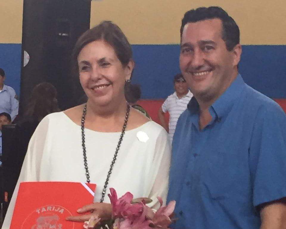 Madre, abuela y activista, Silvia Moscoso una mujer que dedica su vida a Tarija