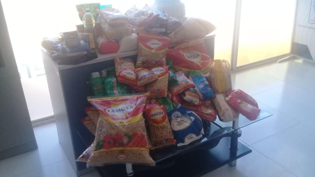 Segip Tarija se solidariza y enviará víveres a los damnificados del deslizamiento en La Paz