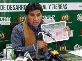 Ministro de Desarrollo Rural