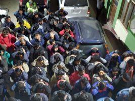 Más de un centenar de arrestados en operativo en lenocinios
